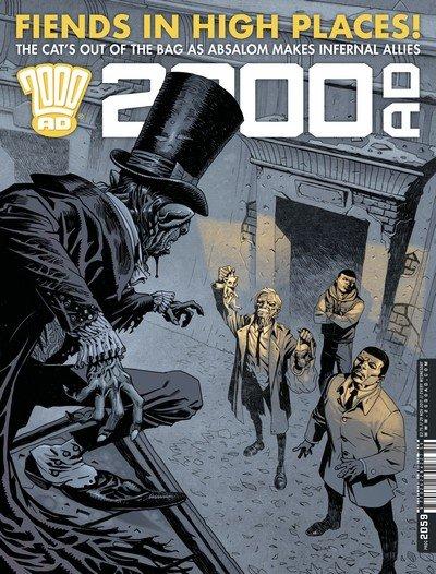 2000AD #2059 (2017)