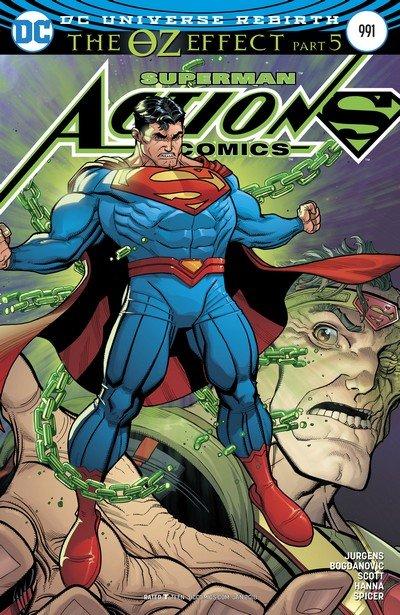 Action Comics #991 (2017)