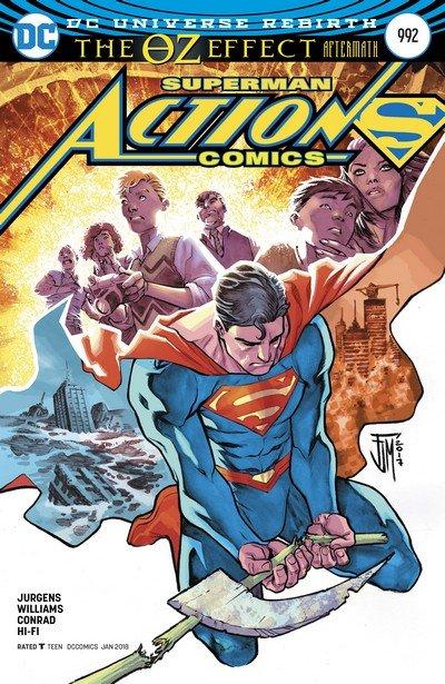 Action Comics #992 (2017)