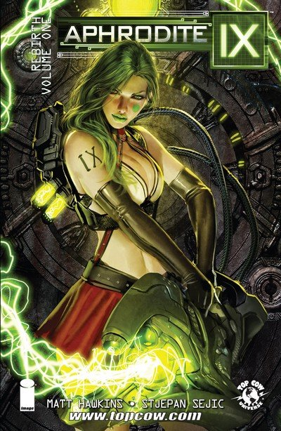 Aphrodite IX – Rebirth Vol. 1 – 2 (TPB) (2013-2014)