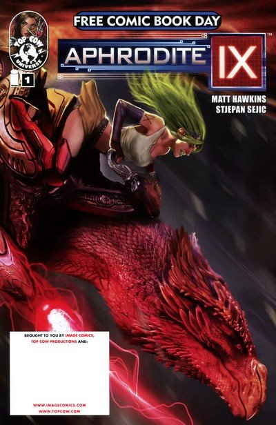 Aphrodite IX Vol. 2 #1 – 11 (2013-2014)