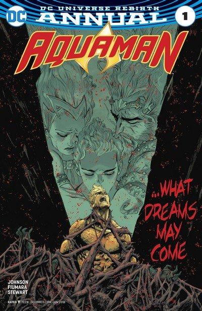 Aquaman Annual #1 (2017)