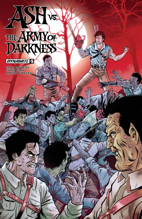 Ash Vs The Army Of Darkness #5 (2017)