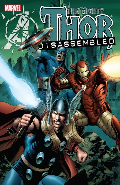 Avengers Disassembled – Thor (TPB) (2005)