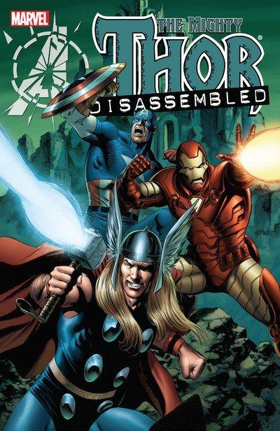 Avengers Disassembled – Thor (TPB) (2005)