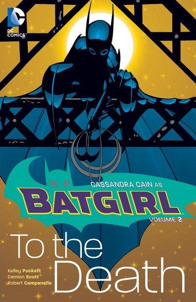 Batgirl Vol. 2 – To the Death (2016)