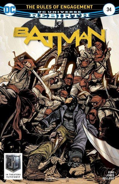 Batman #34 (2017)