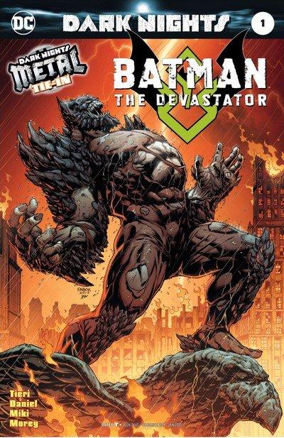 Batman – The Devastator #1 (2017)