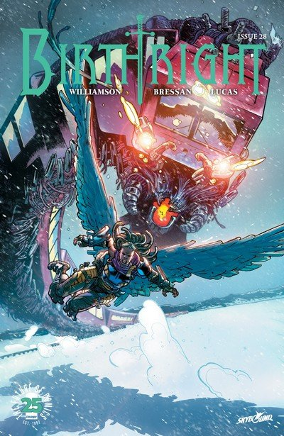 Birthright #28 (2017)