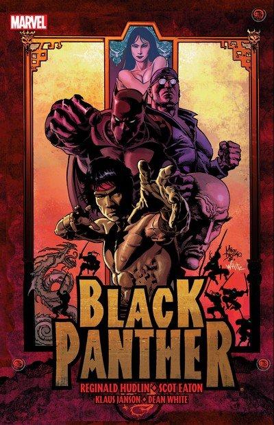 Black Panther – Bad Mutha (TPB) (2013)