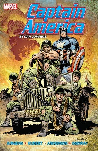 Captain America by Dan Jurgens Vol. 1 – 3 (TPB) (2011-2012)