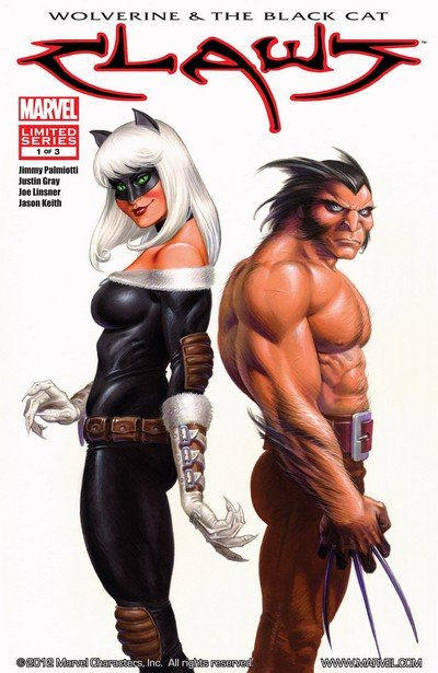 Claws #1 – 3 (2006)