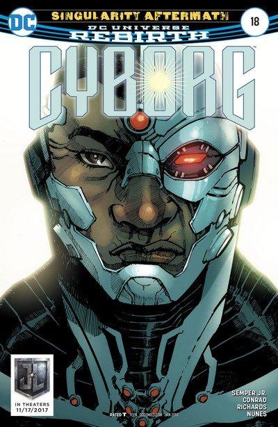 Cyborg #18 (2017)