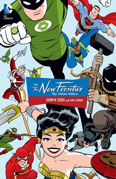 DC – The New Frontier Deluxe Edition (2015)