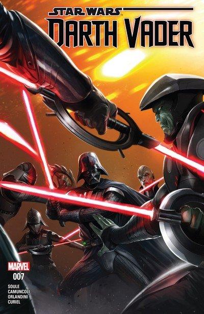 Darth Vader #7 (2017)