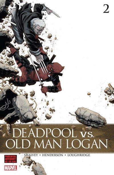 Deadpool vs. Old Man Logan #2 (2017)