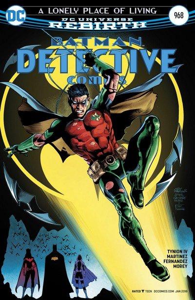 Detective Comics #968 (2017)
