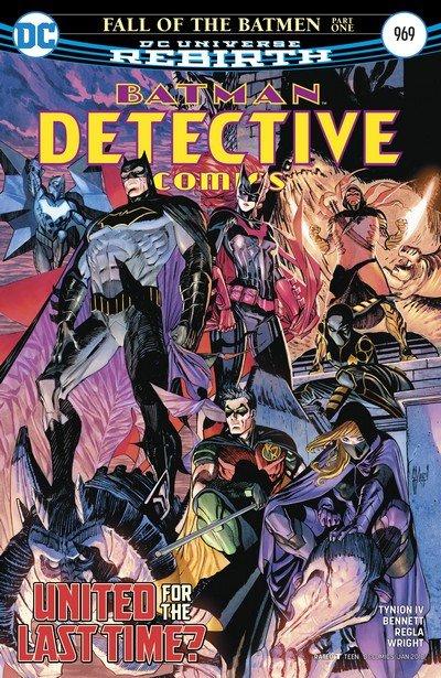 Detective Comics #969 (2017)