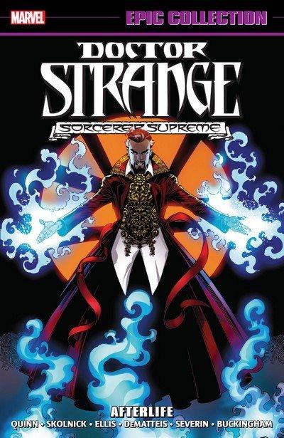 Doctor Strange Epic Collection Vol. 13 – Afterlife (2017)
