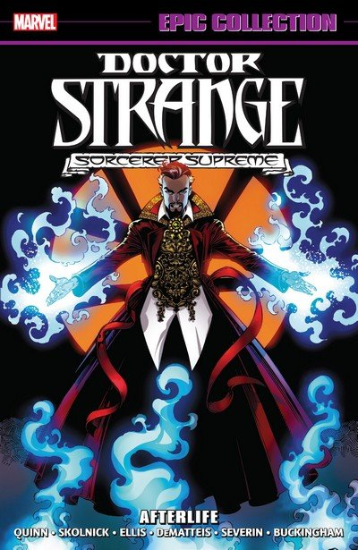 Doctor Strange Epic Collection Vol. 13 – Afterlife (2017)