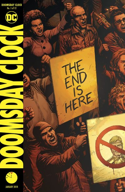 Doomsday Clock #1 (Preview) (2017)