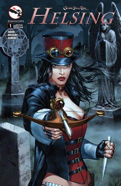 GFT presents Helsing #1 – 4 (2014)