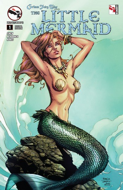 GFT presents The Little Mermaid #1 – 5 (2015)