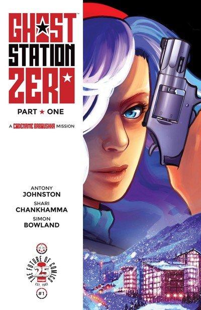 Ghost Station Zero #1 – 4 (2017)