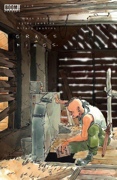 Grass Kings #9 (2017)