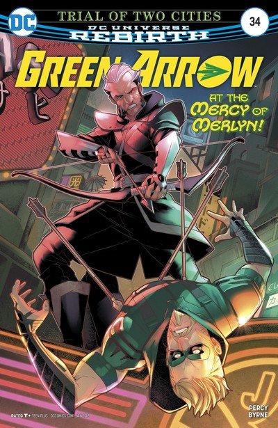 Green Arrow #34 (2017)