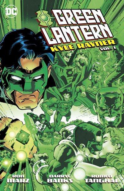 Green Lantern – Kyle Rayner Vol. 1 (2017)