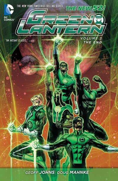 Green Lantern Vol. 3 – The End (TPB) (2014)
