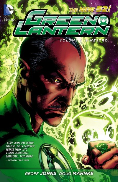Green Lantern Vol. 5 – TPB Vol. 1 – 8 (2012-2017)
