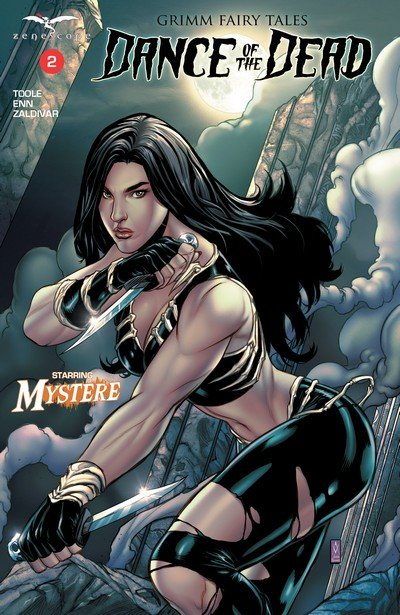 Grimm Fairy Tales Dance Of The Dead #2 (2017)