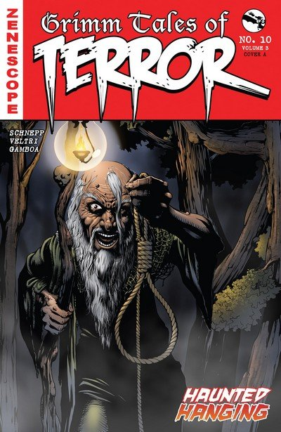 Grimm Tales Of Terror Vol. 3 #10 (2017)