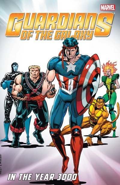 Guardians of the Galaxy – In The Year 3000 Vol. 1 – 3 (2016-2017)