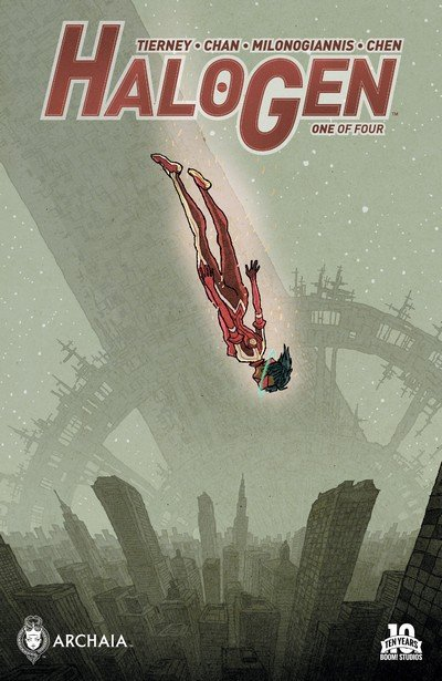 HaloGen #1 – 4 (2015)