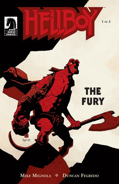 Hellboy – The Fury #1 – 3 (2011)