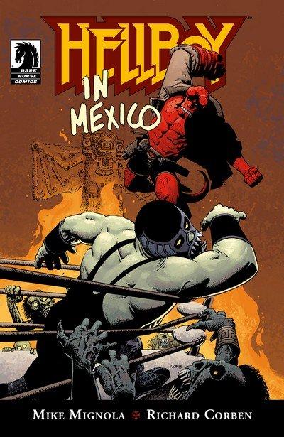 Hellboy in Mexico (2010)