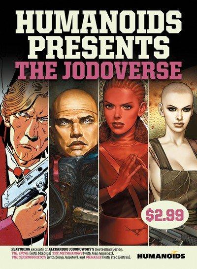 Humanoids Presents – The Jodoverse (2016)