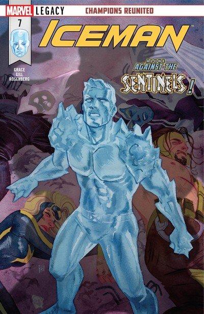 Iceman #7 (2017)