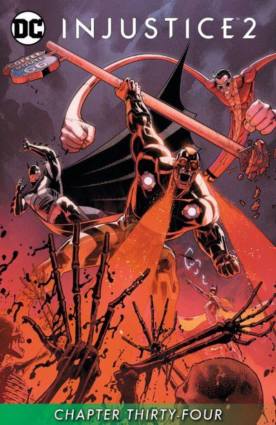 Injustice 2 #34 (2017)
