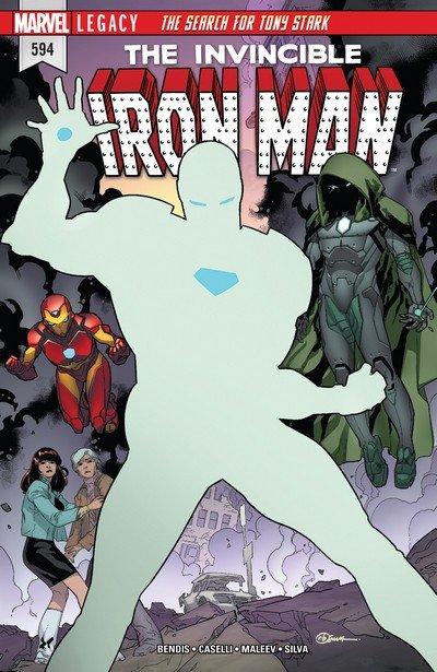 Invincible Iron Man #594 (2017)