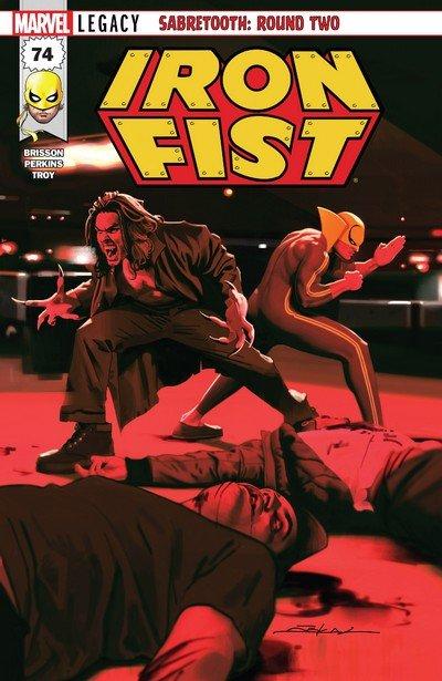 Iron Fist #74 (2017)