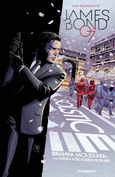 James Bond – Solstice #1 (2017)