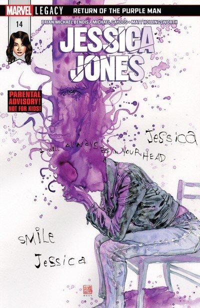 Jessica Jones #14 (2017)