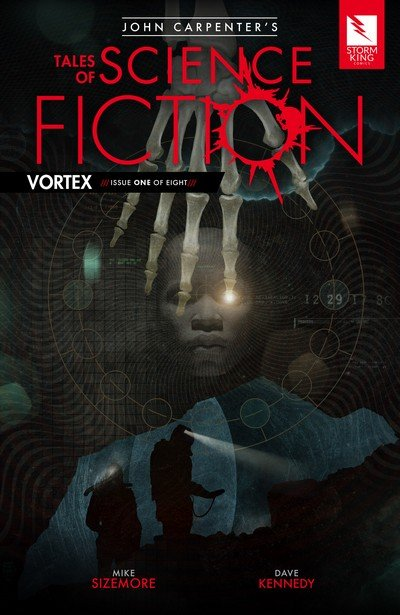 John Carpenter's Tales of Science Fiction – Vortex #1 (2017)