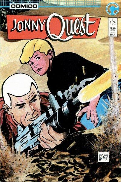Jonny Quest #1 – 31 (1986-1987)