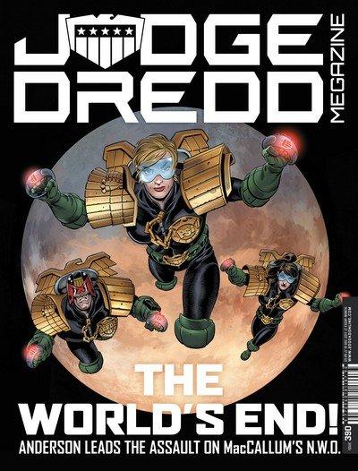 Judge Dredd Megazine #390 (2017)
