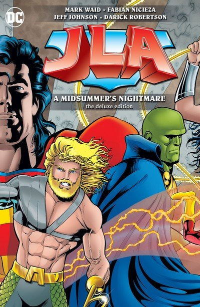 JLA – A Midsummer's Nightmare Deluxe Edition Vol. 1 (2017)